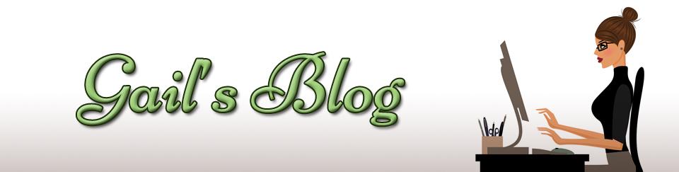 Gail's Blog