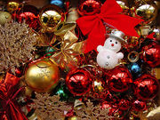 Enjoy the Holidays-Be a Cheerful Giver & Receiver