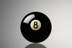 Stay in Front of the Eight Ball